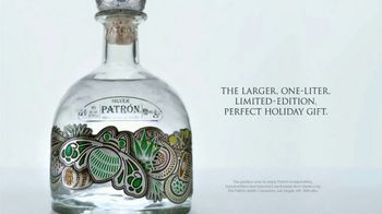 Silver Patron TV Spot, 'Bigger Is Better This Holiday' - Thumbnail 8