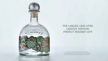Silver Patron TV Spot, 'Bigger Is Better This Holiday' - Thumbnail 9
