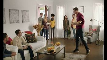 IKEA TV Spot, 'ESPN: The Unexpected Party Guest' Featuring Mike Golic - Thumbnail 8