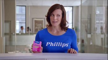 Phillips Colon Health Probiotic Caps TV Spot, 'Cubicle'