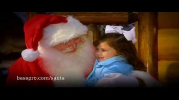 Bass Pro Shops Kick-Off Sale TV Spot, \'Santa\'s Wonderland: Christmas Cards\'