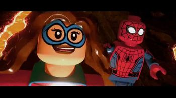 LEGO Marvel Super Heroes 2 TV Spot, 'Launch Trailer' Song by James Stanson - Thumbnail 6