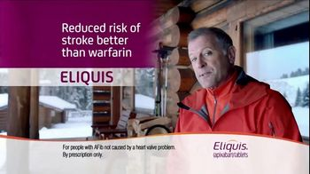 ELIQUIS TV Spot, 'The Slopes' - Thumbnail 4