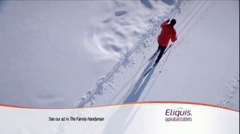 ELIQUIS TV Spot, 'The Slopes' - Thumbnail 5