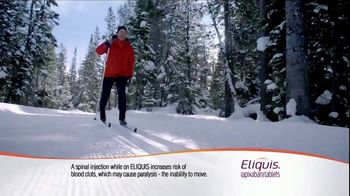ELIQUIS TV Spot, 'The Slopes' - Thumbnail 7