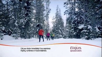 ELIQUIS TV Spot, 'The Slopes' - Thumbnail 8