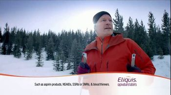 ELIQUIS TV Spot, 'The Slopes' - Thumbnail 9