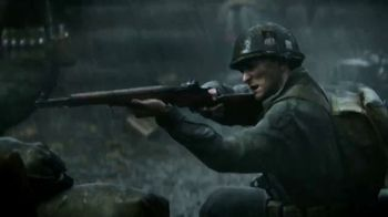 Call of Duty: WWII TV Spot, 'Winter Front'