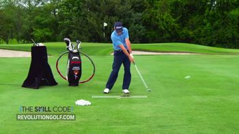 Revolution Golf TV Spot, 'Skill Code' Featuring Cameron McCormick - Thumbnail 2