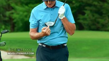 Revolution Golf TV Spot, 'Skill Code' Featuring Cameron McCormick - Thumbnail 3