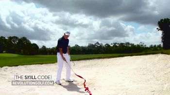 Revolution Golf TV Spot, 'Skill Code' Featuring Cameron McCormick - Thumbnail 5