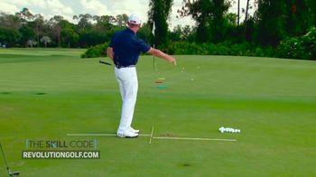 Revolution Golf TV Spot, 'Skill Code' Featuring Cameron McCormick - Thumbnail 8