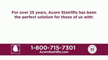 Acorn Stairlifts TV Spot, 'The Perfect Solution' - Thumbnail 2