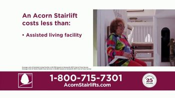 Acorn Stairlifts TV Spot, 'The Perfect Solution' - Thumbnail 3