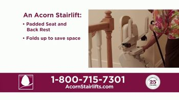 Acorn Stairlifts TV Spot, 'The Perfect Solution' - Thumbnail 6