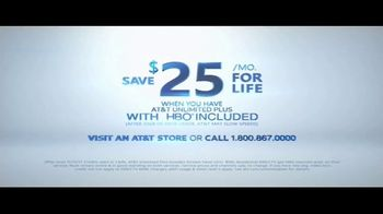 AT&T Unlimited Plus TV Spot, 'DIRECTV: Exclusive Deal' - Thumbnail 9