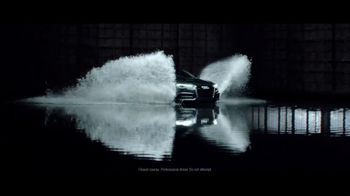 Audi TV Spot, \'Raindrops\' Song by Nataly & Ryan