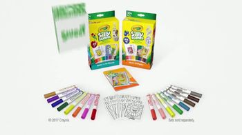 Crayola Silly Scents TV Spot, 'Nose Tricks' - Thumbnail 9