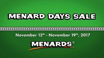 Menards Menard Days Sale TV Spot, 'Shelving and Flooring' - Thumbnail 1