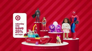 Target Weekend Deals TV Spot, 'Holidays: Toys' - Thumbnail 7