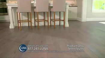 Luna 70% Off Sale TV Spot, 'Shop New Floors This Fall' - Thumbnail 2