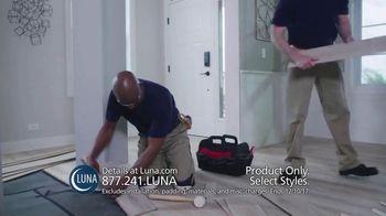 Luna 70% Off Sale TV Spot, 'Shop New Floors This Fall' - Thumbnail 4
