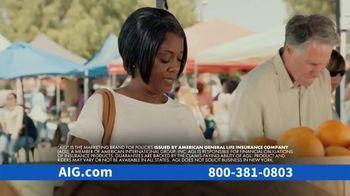 AIG Guaranteed Acceptance Whole Life Insurance TV Spot, 'Not All the Same' - Thumbnail 1