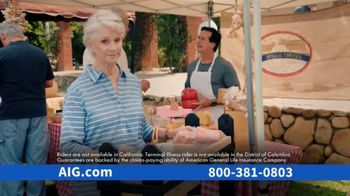 AIG Guaranteed Acceptance Whole Life Insurance TV Spot, 'Not All the Same' - Thumbnail 3
