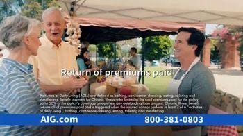 AIG Guaranteed Acceptance Whole Life Insurance TV Spot, 'Not All the Same' - Thumbnail 4