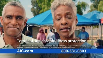 AIG Guaranteed Acceptance Whole Life Insurance TV Spot, 'Not All the Same'