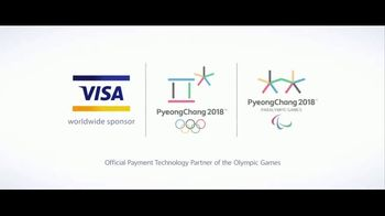 VISA TV Spot, '100-Day Countdown to the 2018 Winter Olympics Has Begun' - Thumbnail 9