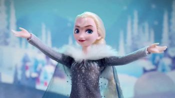 Disney Olaf's Frozen Adventure Musical Elsa TV Spot, 'Brand New Song' - 1189 commercial airings