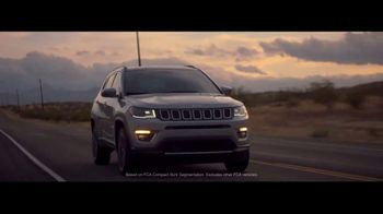 Jeep Compass TV Spot, 'VIP Suite' [T1]