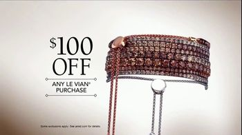 Jared TV Spot, 'Stand Out: Le Vian: $100 Off' - Thumbnail 9