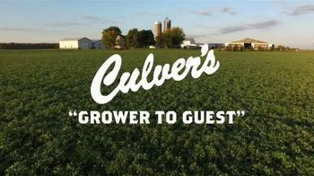 Culver's TV Spot, 'Grower to Guest' - Thumbnail 1