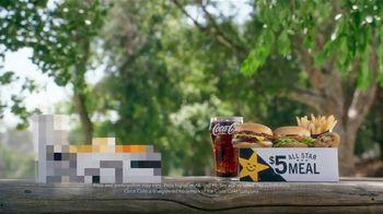 Carl's Jr. $5 All Star Meal TV Spot, 'Taco Randomizer'