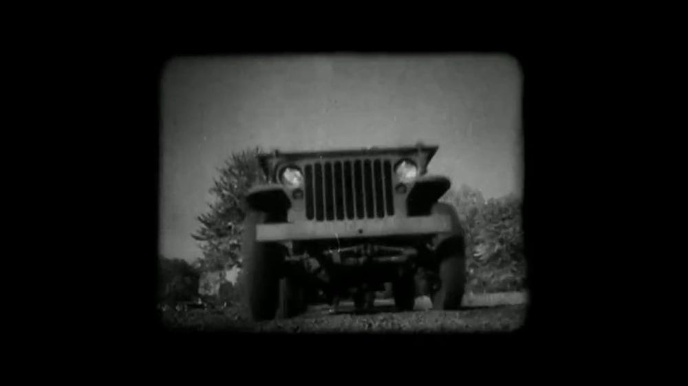 Jeep TV Commercial, 'USO: Our Freedom Waves On' Song by Johnny Cash [T1] -  Video