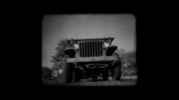 Jeep TV Spot, 'USO: Our Freedom Waves On' Song by Johnny Cash