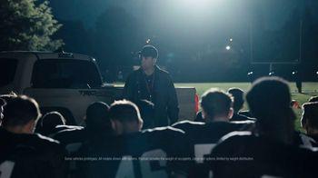 Toyota TV Spot, 'Pep-Talks' - Thumbnail 2