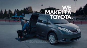 Toyota TV Spot, 'Pep-Talks'