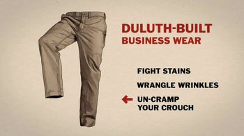 Duluth-Built Business Wear TV Spot, 'Man on a Mission' - Thumbnail 9