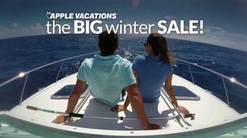 Apple Vacations Big Winter Sale TV Spot, 'Punta Cana'