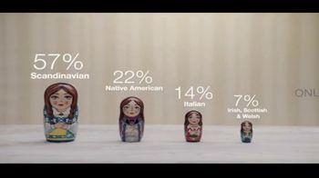 MyHeritage DNA TV Spot, 'Thanksgiving $59 November 23' - Thumbnail 9
