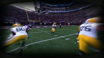 NFL freeD Highlights TV Spot, 'Be the Player. See the Field.' - 6 commercial airings