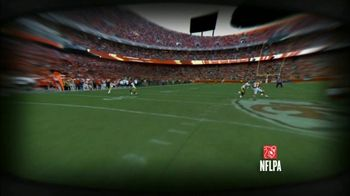NFL freeD Highlights TV Spot, 'Be the Player. See the Field.' - Thumbnail 2
