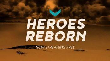 Crackle.com TV Spot, 'Heroes & Heroes Reborn' - Thumbnail 8
