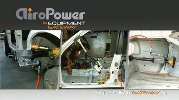 Equipment Gateway AiroPower TV Spot, 'The Versatile Shop Tool' - Thumbnail 1