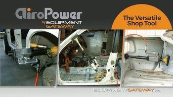 Equipment Gateway AiroPower TV Spot, 'The Versatile Shop Tool' - Thumbnail 2