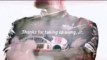 Chevrolet TV Spot, 'Dale Earnhardt Jr. Retires: Thanks for the Memories' [T1] - Thumbnail 8