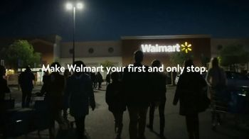 Walmart Black Friday TV Spot, \'Make This Black Friday a Good, Good Night\'